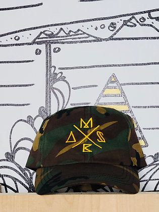 X Logo Dad Hat