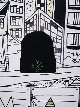 'X' Logo Beanie