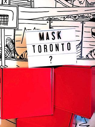 Mask Mystery Box