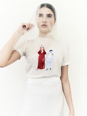 love me! Leeda x BRO. bridal collection