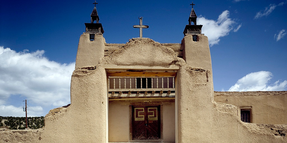 GUIDED TOUR OF HIGH-ROAD MISSION CHURCHES