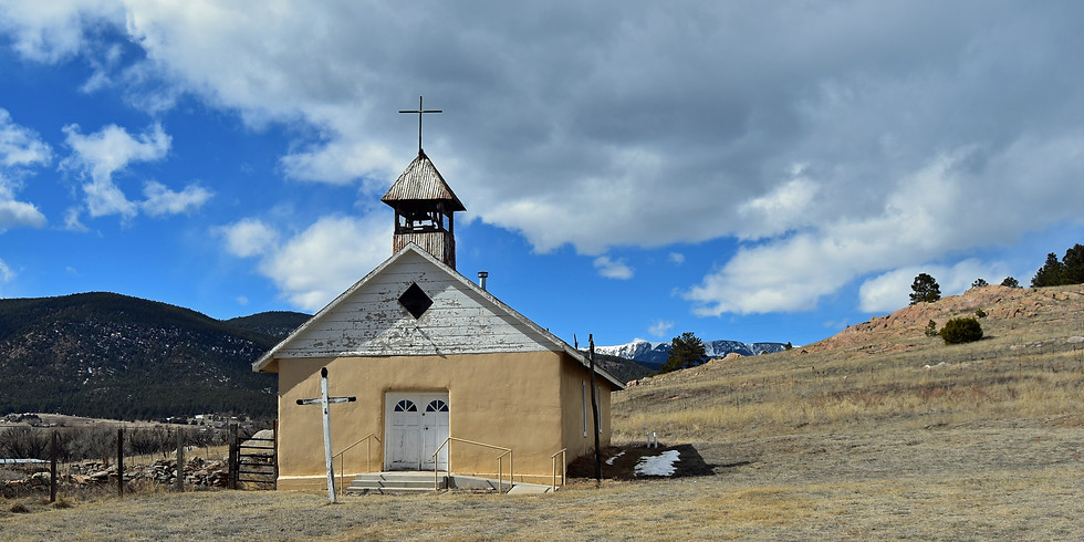COMING THIS SPRING: MORA MISSION CHURCH TOUR