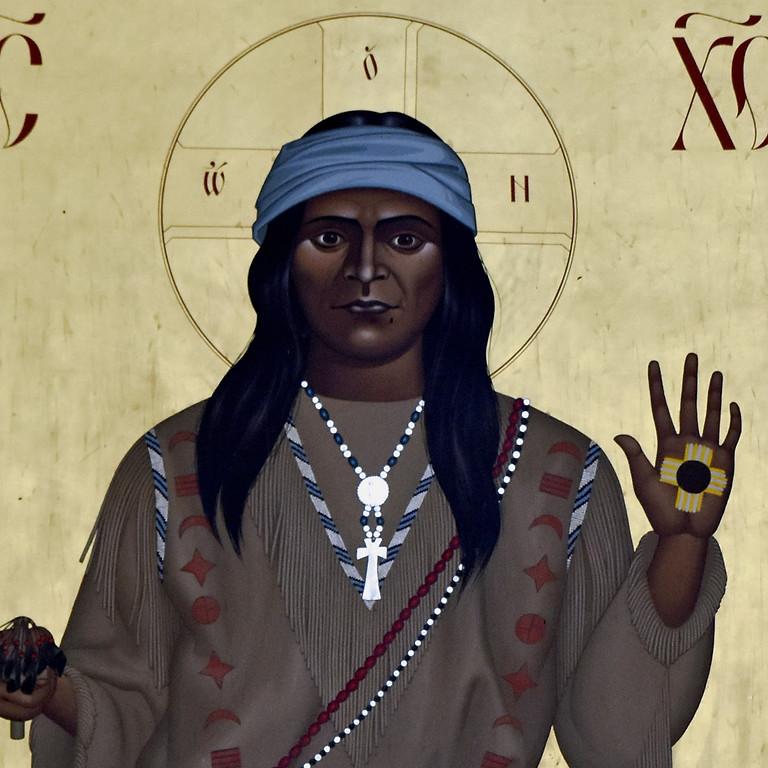 ST. JOSEPH APACHE MISSION / MESCALERO