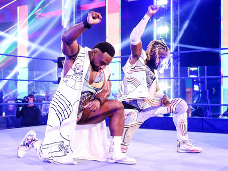 WWE Smackdown Review 6/12/20