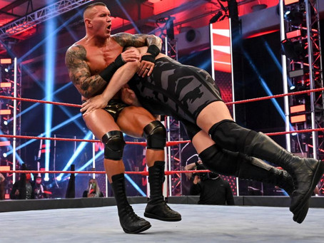 WWE Raw Review 7/20/20