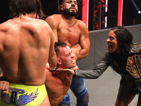WWE Raw Review 5/18/20