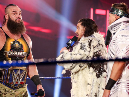WWE Smackdown Review 5/22/20