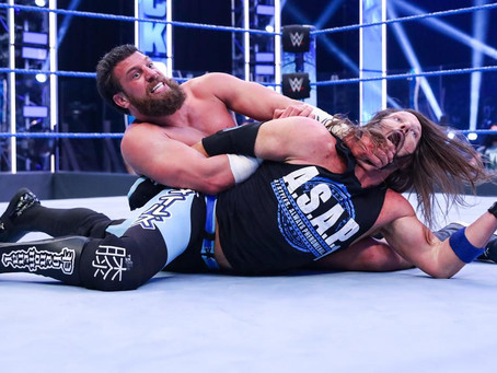 WWE Smackdown Review 7/3/20