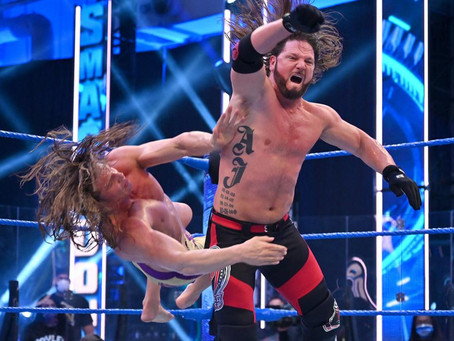 WWE Smackdown Review 7/17/20