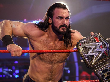 WWE Raw Review 6/8/20