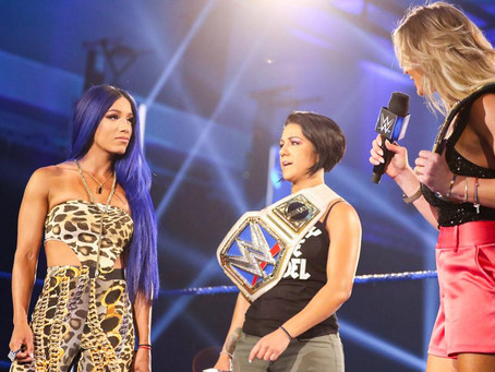 WWE Smackdown Review 5/15/20