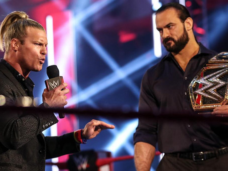 WWE Raw Review 6/22/20