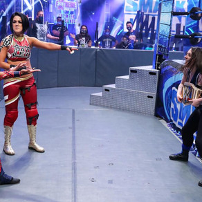 WWE Smackdown Review 7/10/20