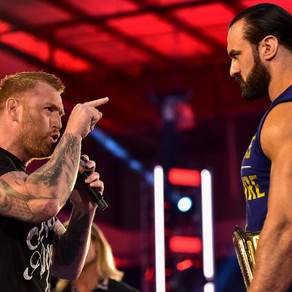 WWE Raw Review 7/6/20