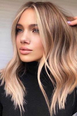 Dirty Blonde Hair - Inspo Guide to Weari