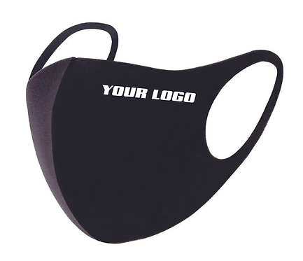 10x FACE MASK WITH YOUR LOGO