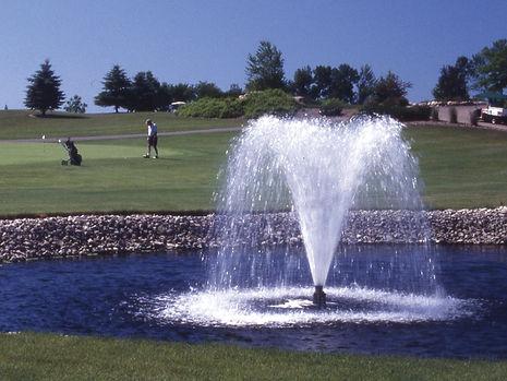 плавающий фонтан CROWNGUSHER, плавающий фонтан купить
