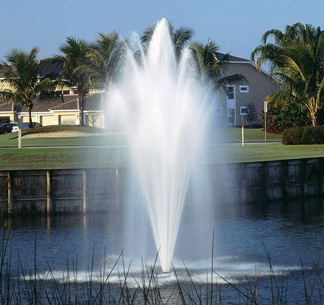 плавающий фонтан Scepeter , плавающий фонтан купить
