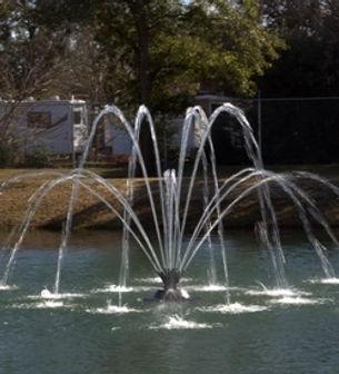 Aqua Control плавающий фонтан Duble Arch, плавающий фонтан купить