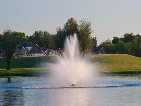 плавающий фонтан  Tripletier, плавающий фонтан купить
