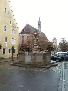 консервация фонтанов, укрытия для фонтанов