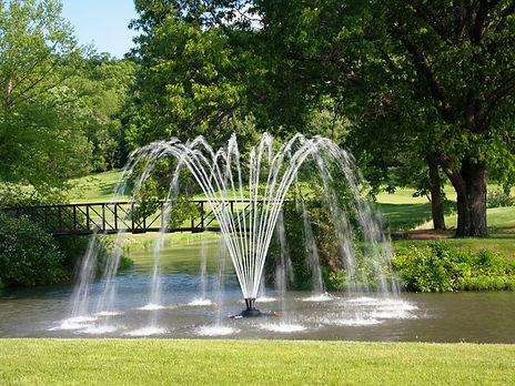 плавающий фонтан Cluster Arch, плавающий фонтан купить, Aqua Control