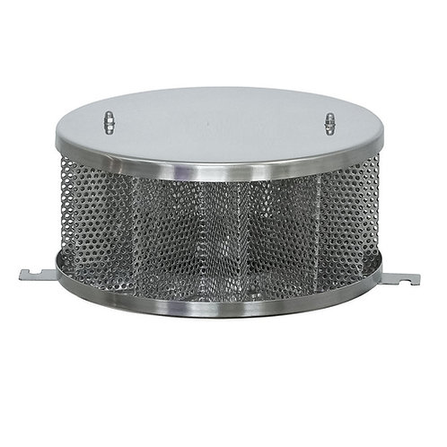 Защитная сетка на забор воды 4200л/мин (d600; h330)