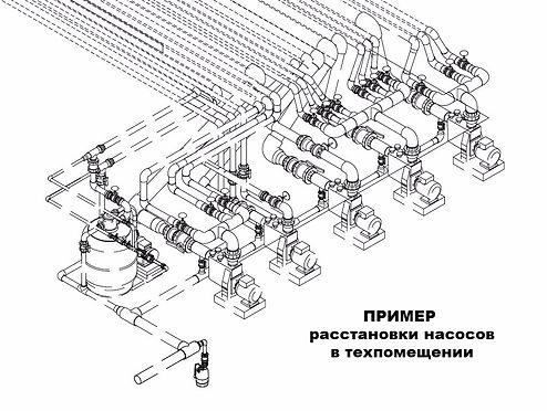 Проектирование фонтанов, анализ и аудит проектов