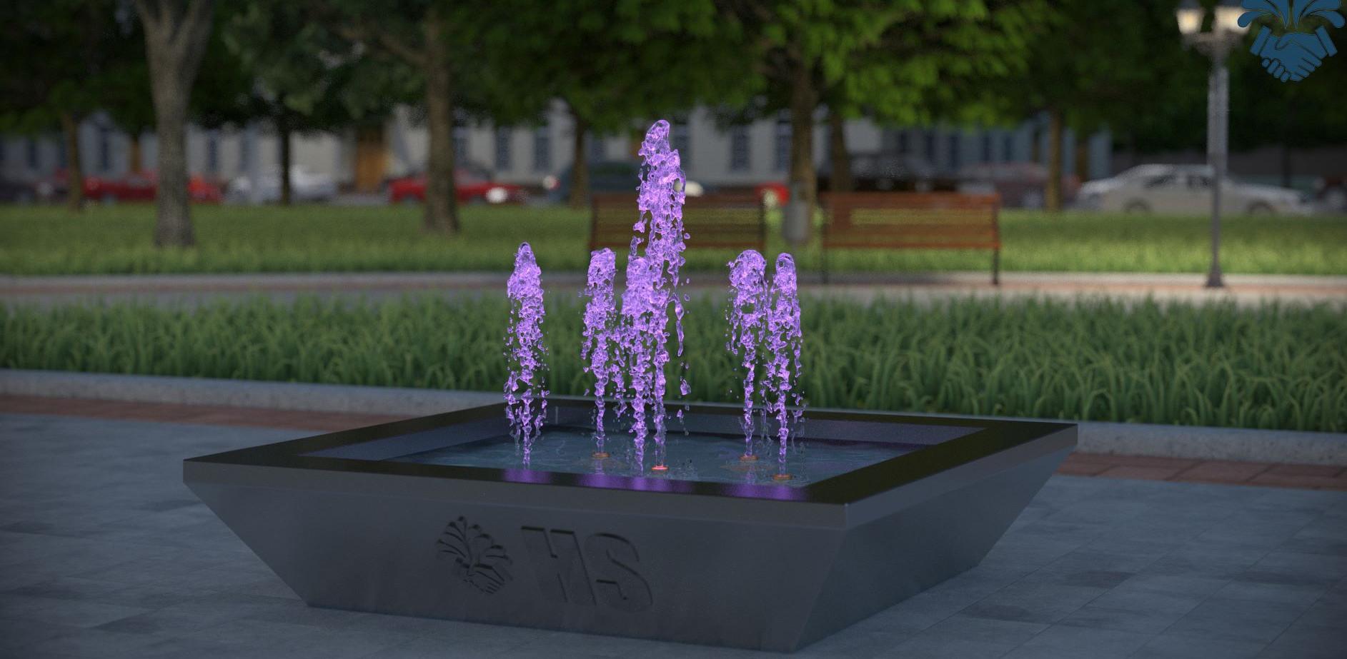 фонтан Bayager