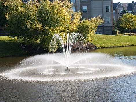 Aqua Control, плавающий фонтан Cluster Arch, плавающий фонтан купить