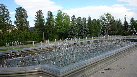 частный фонтан, усадебный фонтан, фонтаны для резиденций