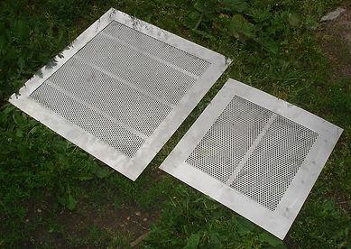 накрывная решётка, решётка приямка, фильтрующая сетка, защитная сетка, сетка фильтра, фильтр, предфильтр