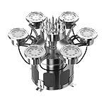 фонтанные комплекты, фонтанные агрегаты, плавающие фонтаны, AUGA, Fontana, Oase