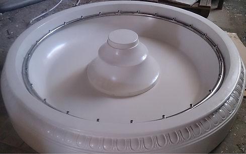 фонтанное оборудование, для фонтана, фонтанное кольцо, кольцевой распределитель, ring