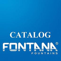 Каталог fontana, фонтанное оборудование fontana, фонтанные насадки fontana