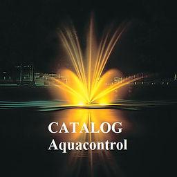 плавающие фонтаны aqua-control, фонтанное оборудование, фонтанные насадки, подводное освещение