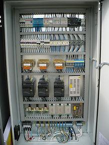шкаф управления фонтаном