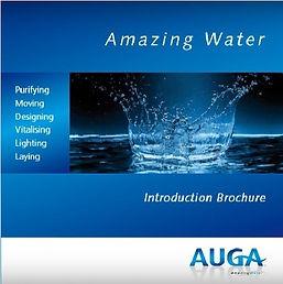 каталог auga, , фонтанное оборудование, фонтанные насадки, подводное освещение
