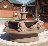 стоительство и проектирование фонтанов, элитный фонтан, дорогой фонтан, эксклюзивный фонтан, фонтан из натурального камня