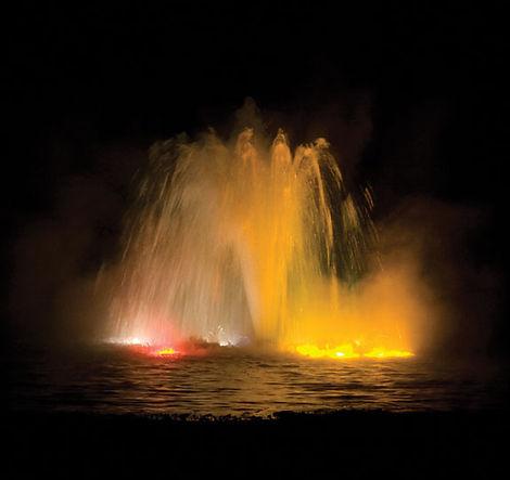 плавающий фонтан Winter Scepter, плавающий фонтан купить
