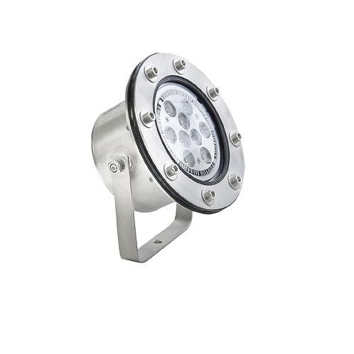 Подводный светодиодный светильник WLT LIGHT FIXTURE CABLE RGB 27W/24V (1500лм)