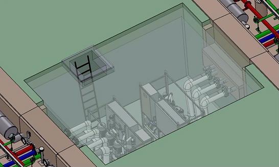 боронд, фонтан крестики нолики, Проектирование фонтанов, анализ и аудит проектов