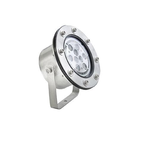 Подводный светодиодный светильник WLT LIGHT FIXTURE 27W/12V/15GR (1500лм)