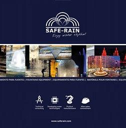 каталог Safe-Rain, , фонтанное оборудование, фонтанные насадки, подводное освещение