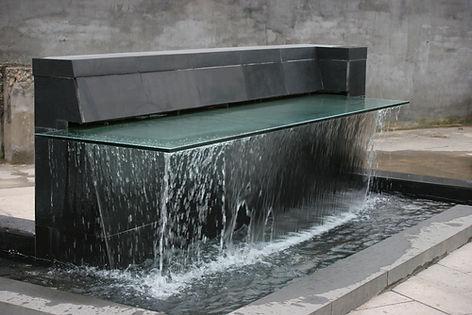 водопад, излив водопада