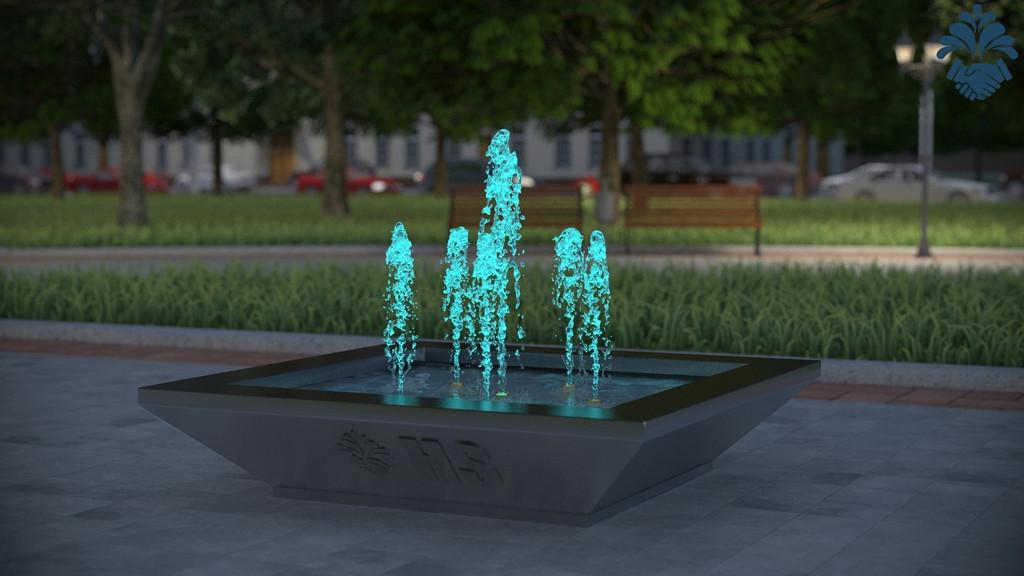фонтан Balangir