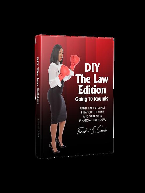 DIY CREDIT REPAIR - LAW EDITION