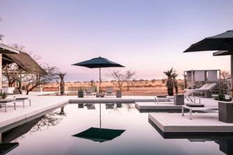 Kruger Sunset Lodge pool