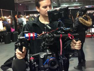 MoVi M10 & Canon 1DC Filming