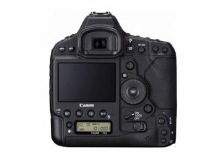 Canon 1DX Mark II officially announced